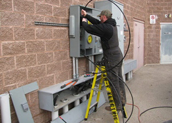 Commercial electric work wiring data kansas city commercial electrician dan e electric rh dan e electric com commercial electric work light aloadofball Images